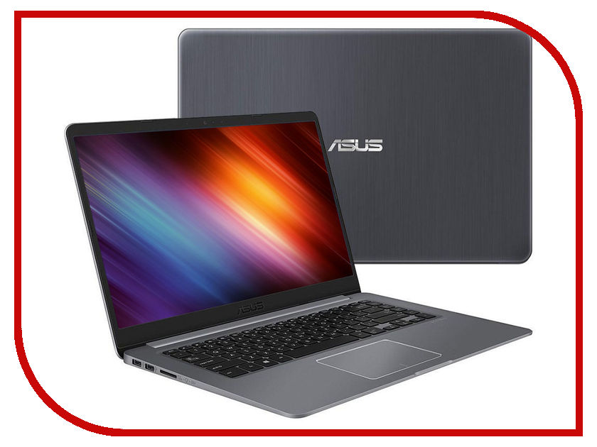 Нетбуки & ноутбуки S510UN-BQ264  Ноутбук ASUS S510UN-BQ264 90NB0GS5-M03890 (Intel Core i3-7100U 2.4 GHz/8192Mb/1000Gb/nVidia GeForce MX150 2048Mb/Wi-Fi/Cam/15.6/1920x1080/Endless)