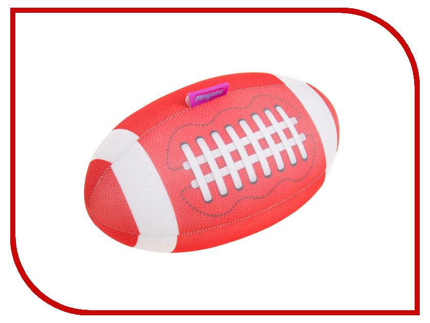 Игрушка антистресс Мнушки Мяч регби 29cm Red 2488864