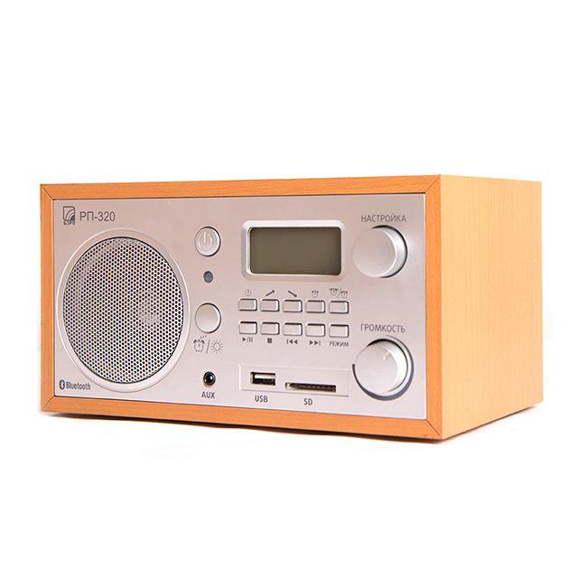 Радиоприемник Сигнал electronics РП-320 Light Wood цены
