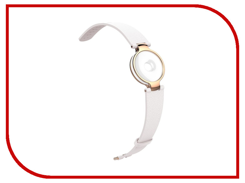 Умный браслет Xiaomi Amazfit Bracelet Equator White