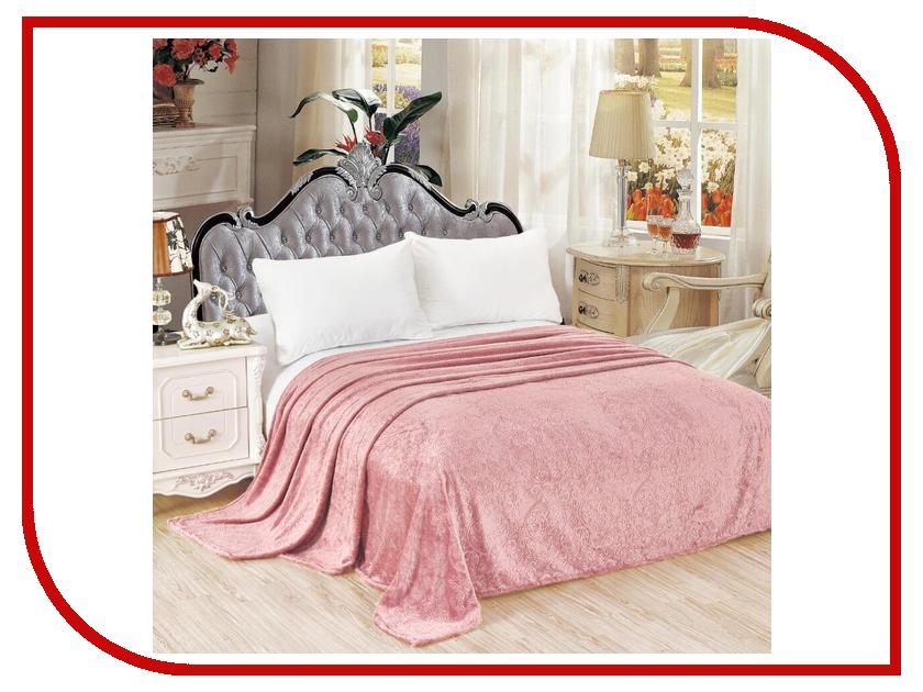 Плед Эго 150x200cm Pink ЭПл-004-01 дбо 01 1 004 40х200х200 мм