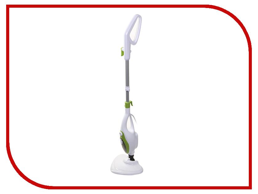 Паровая швабра Kitfort КТ-1004-2 Green паровая станция kitfort кт 909 кт 909
