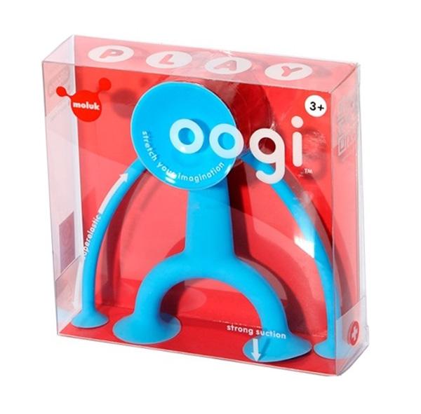 Игрушка Moluk Человечек Уги маленький Blue