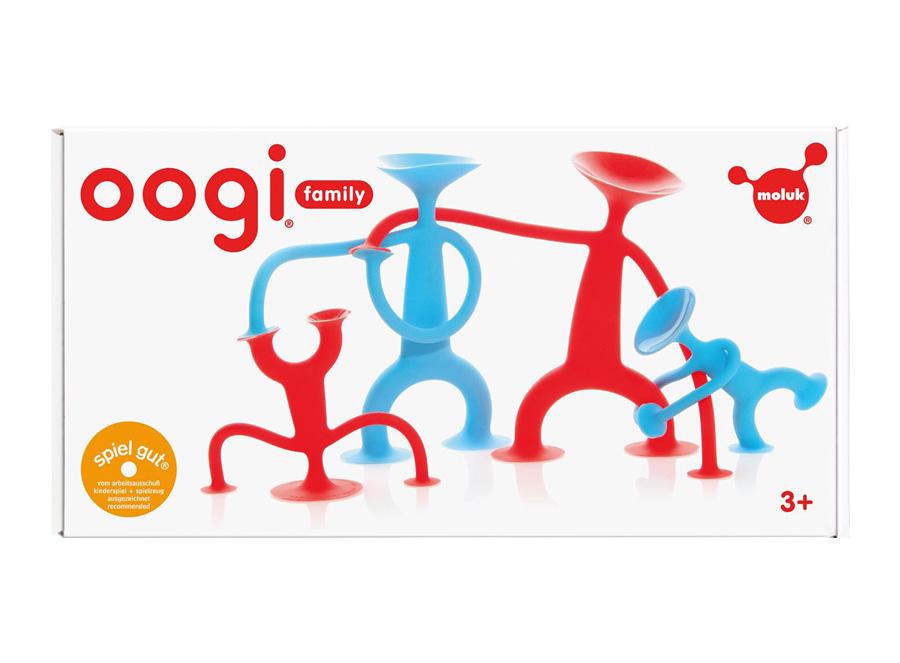 Игрушка Moluk Уги семья moluk развивающая игрушка мокс