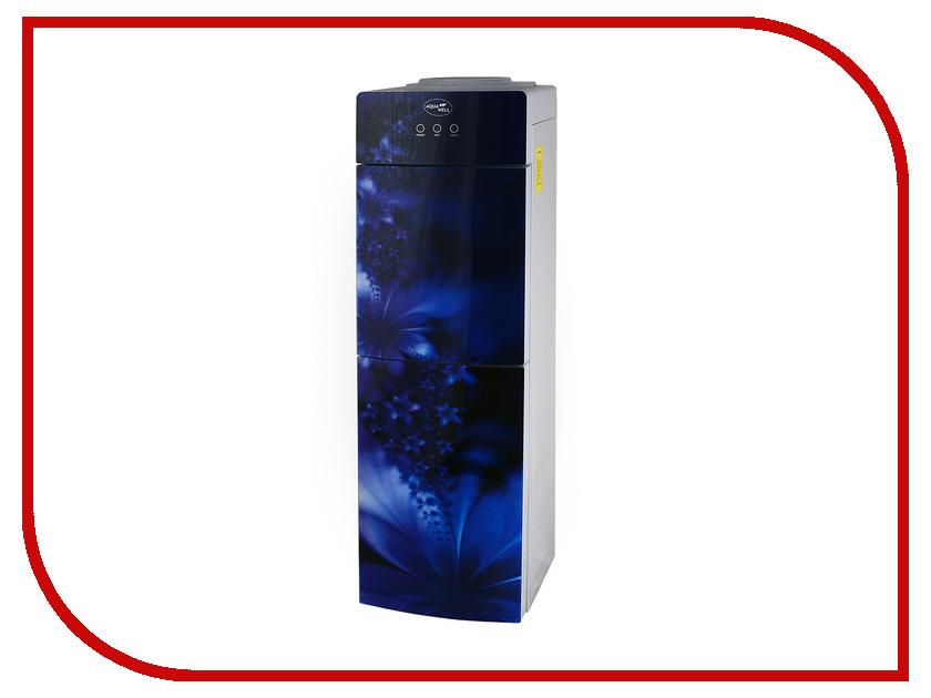 Кулер Aqua Well YLR-2-JX-5 Blue К2219