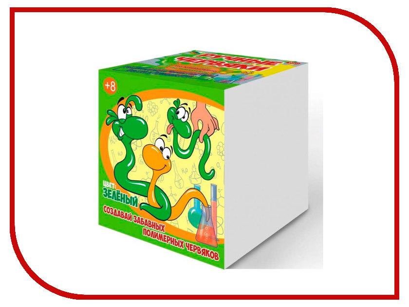 Игра GOOD FUN Цветные полимерные червяки Green GF002G в минске полимерные листы