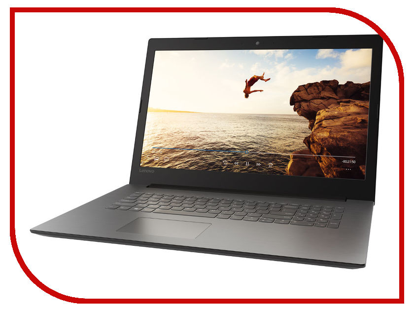 Ноутбук Lenovo IdeaPad 320-17IKBR 81BJ003LRU (Intel Core i7-8550U 1.8 GHz/8192Mb/1000Gb/DVD-RW/NVIDIA GeForce MX150 4096Mb/Wi-Fi/Bluetooth/Cam/17.3/1600x900/Windows 10) моноблок lenovo ideacentre aio 520 24iku ms silver f0d2003urk intel core i5 7200u 2 5 ghz 8192mb 1000gb dvd rw intel hd graphics wi fi bluetooth cam 23 8 1920x1080 dos