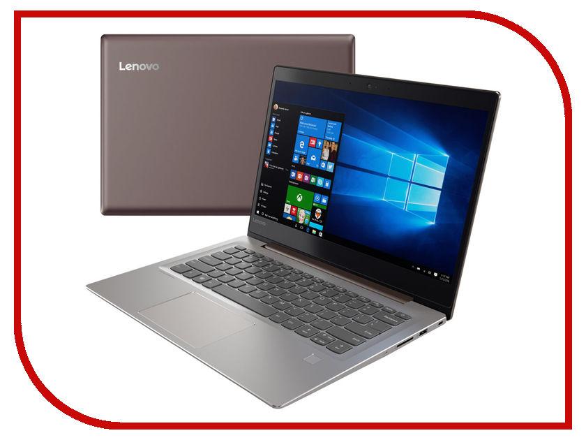 Ноутбук Lenovo IdeaPad 520S-14IKB 80X200DLRK (Intel Core i3-7100U 2.4 GHz/4096Mb/128Gb SSD/No ODD/Intel HD Graphics/Wi-Fi/Bluetooth/Cam/14.0/1920x1080/Windows 10 64-bit) ноутбук lenovo ideapad 520s 14ikbr 81bl005mrk 81bl005mrk