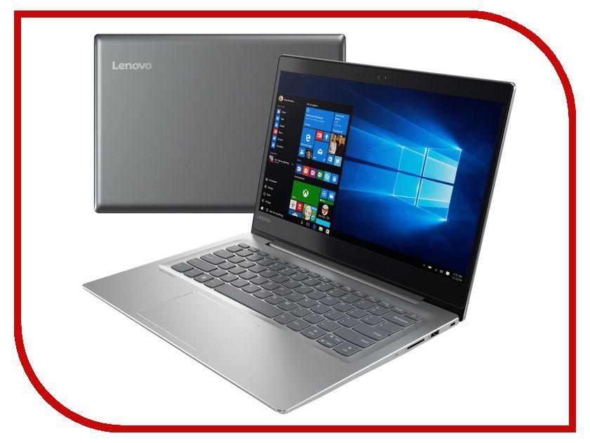 Ноутбук Lenovo IdeaPad 520S-14IKBR 81BL005KRK (Intel Core i5-8250U 1.6 GHz/8192Mb/256Gb SSD/No ODD/Intel HD Graphics/Wi-Fi/Bluetooth/Cam/14.0/1920x1080/Windows 10 64-bit) ноутбук dell xps 13 9365 4429 intel core i5 7y54 1 2 ghz 8192mb 256gb ssd no odd intel hd graphics wi fi bluetooth cam 13 3 3200x1800 touchscreen windows 10 64 bit