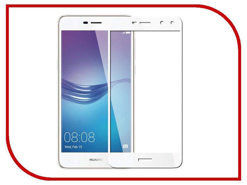 Аксессуар Защитное стекло Huawei Y5 2017 Pero 2.5D White аксессуар защитное стекло highscreen fest xl pro luxcase 0 33mm 82179