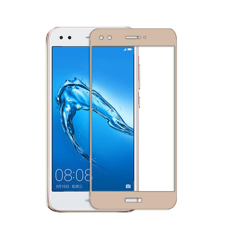 Аксессуар Защитное стекло Pero для Huawei Nova Lite 2.5D Gold