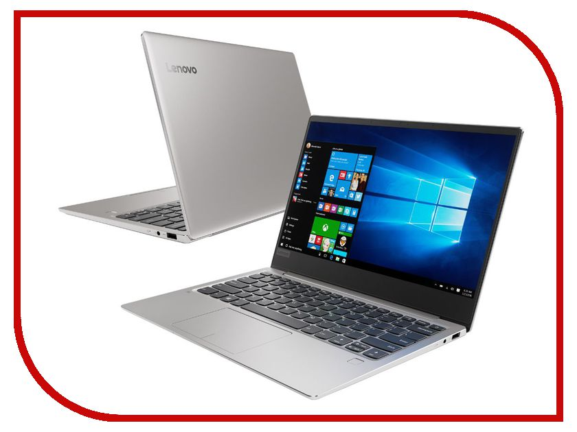 Нетбуки & ноутбуки 720S-13ARR  Ноутбук Lenovo IdeaPad 720S-13ARR 81BR000LRK (AMD Ryzen 7 2700U 2.2 GHz/8192Mb/512Gb SSD/No ODD/AMD Radeon RX Vega 10/Wi-Fi/Bluetooth/Cam/13.3/1920x1080/Windows 10 64-bit)