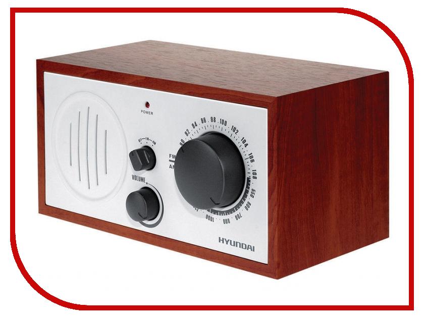 Радиоприемник Hyundai H-SRS120 колонка hyundai h ha220