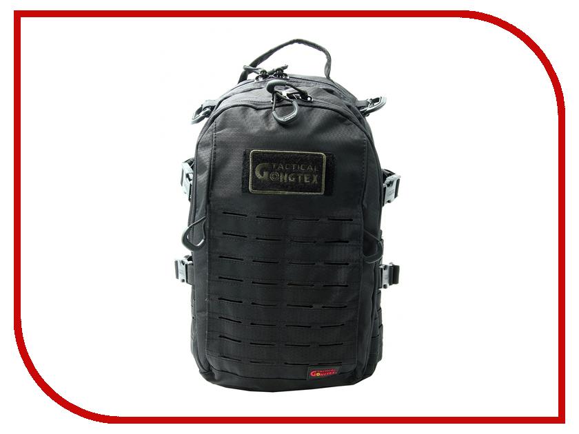 Рюкзак Gongtex GB0304 Black Тактический