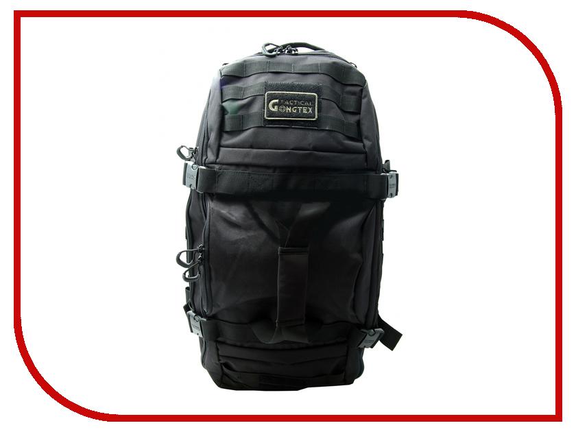 Рюкзак Gongtex GB0308 Black Тактический