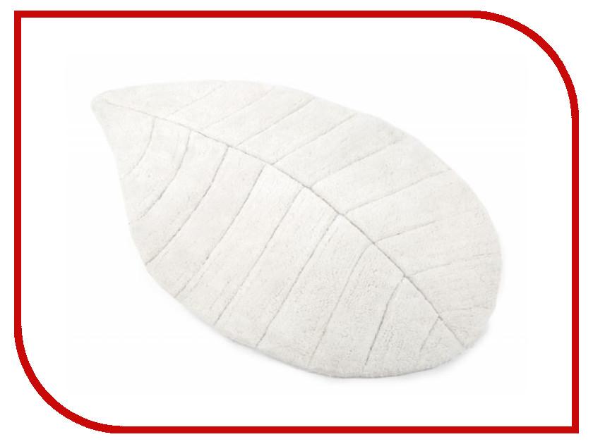 Коврик Irya Tropic Ecru 60x100cm Lactic аксессуары для ванной и туалета irya коврик для ванной tropic цвет салатовый 60х100 см