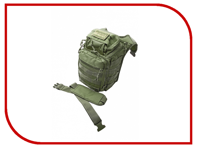 Сумка Gongtex GB0293 Green Тактическая