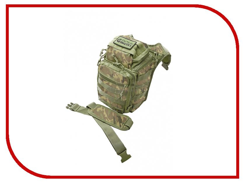Сумка Gongtex GB0293 Camouflage Тактическая
