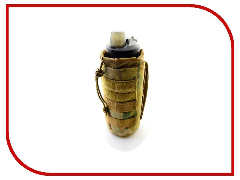 Термобутылка Gongtex Multicam в чехле