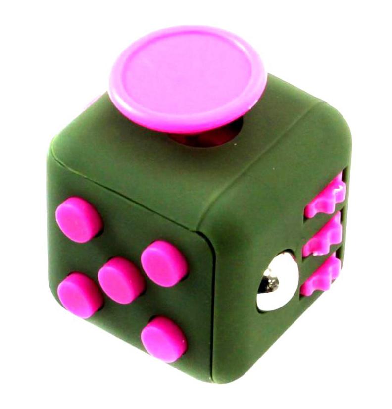 Игрушка антистресс 1Toy Fidget Т10664 игрушка антистресс fidget cube белый 6125