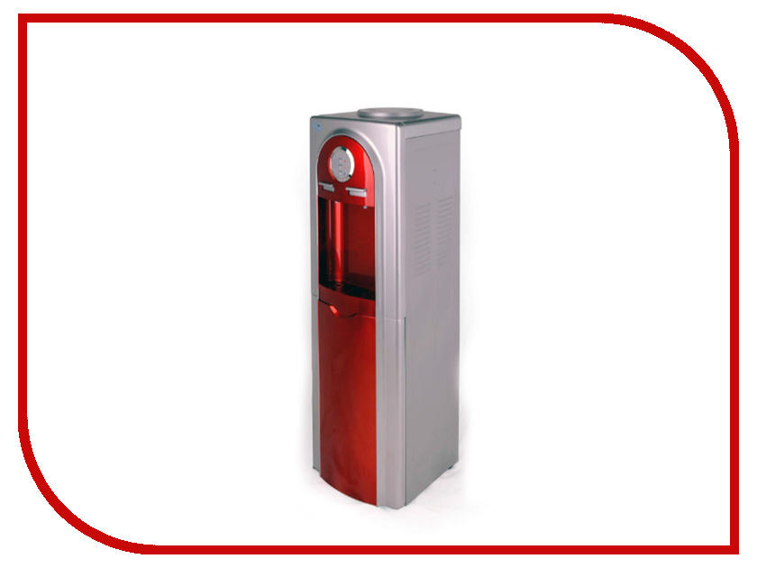 Кулер Aqua Well BH-YLR-95L Silver-Red К1758