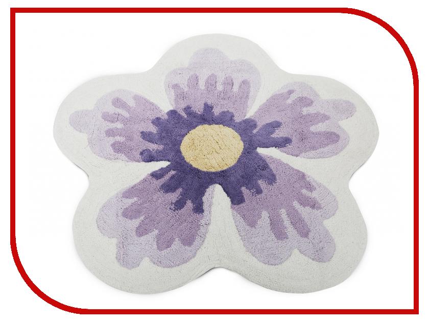Коврик Irya Lavin Lila 100x100cm Lilac коврик irya tropic bej 60x100cm beige
