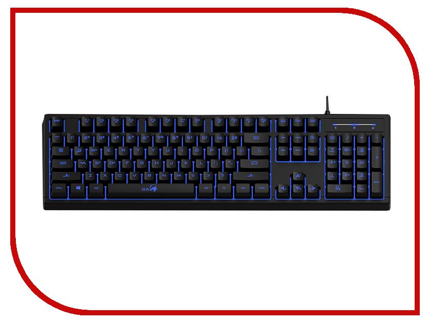 Клавиатура Genius Scorpion K6 Black USB стоимость