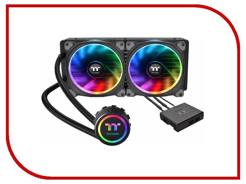 Водяное охлаждение Thermaltake Floe Riing RGB 240 TT Premium Edition
