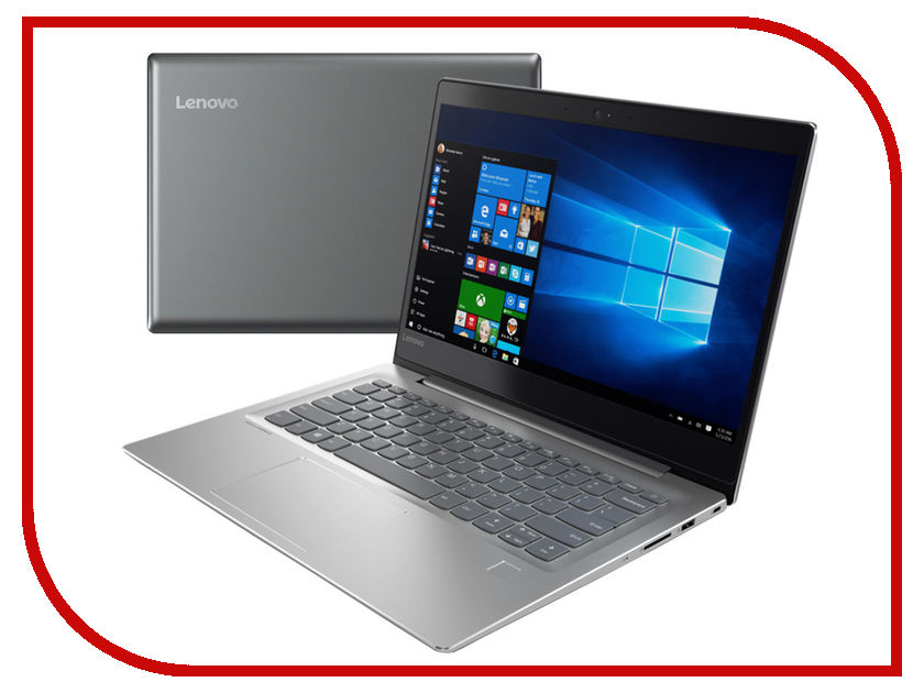 Ноутбук Lenovo IdeaPad 520s-14 81BL005MRK (Intel Core i7 8550U 1800 MHz/8192/SSD 512Gb/Intel HD Graphics 620/Wi-Fi/Bluetooth/Cam/14/1920x1080/Windows 10 64-bit) sheli laptop motherboard for lenovo ideapad g770 y770 piwg4 la 6758p rev 1a integrated graphics card 100% fully tested