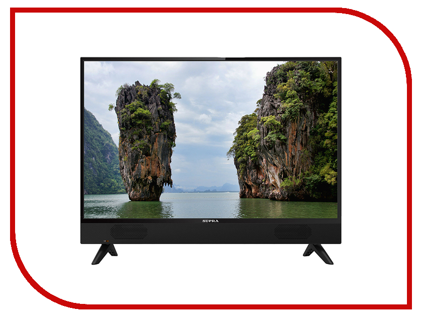 Телевизор SUPRA STV-LC32LT0070W жк телевизор supra 32