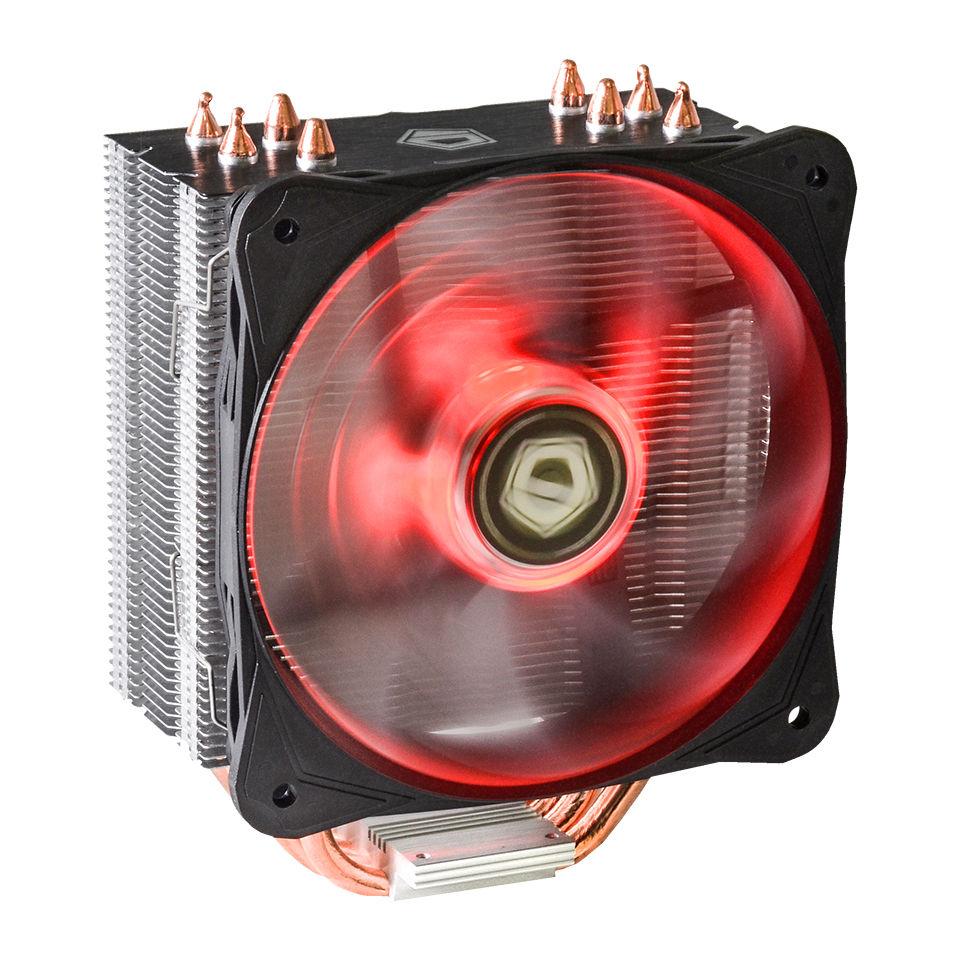 Кулер ID-Cooling SE-214L-R (Intel LGA 2011/1366/1151/1150/1155/1156/ AMD FM2+/FM2/FM1/AM4/AM3+/AM3/AM2+/AM2)