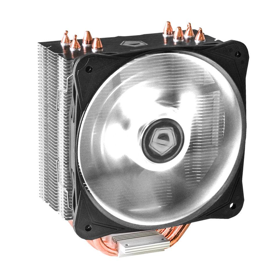 Кулер ID-Cooling SE-214L-W (Intel LGA 2066/2011/1366/1151/1150/1155/1156/ AMD FM2+/FM2/FM1/AM4/AM3+/AM3/AM2+/AM2) кулер для процессора id cooling se 214 socket 775 1150 1151 1155 1156 am2 am2 am3 am3 fm1 fm2 fm2