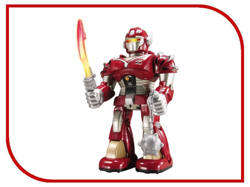 Игрушка Hap-p-Kid Робот-воин с мечом и булавой 3568T робот воин hap p kid 3570t