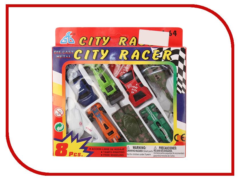 Машина Global Way Shares Ltd City Racer 1:64 G100-H36072 ltd h 351fr в спб