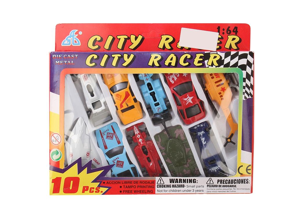 Игрушка Global Way Shares Ltd City Racer G100-H36054