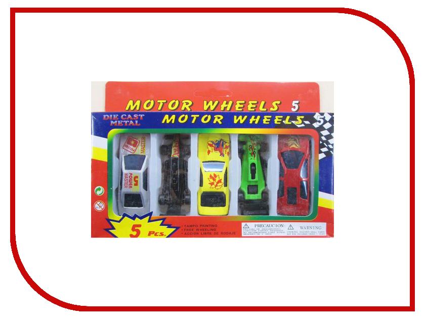 Машина Global Way Shares Ltd Motor Wheels B649745