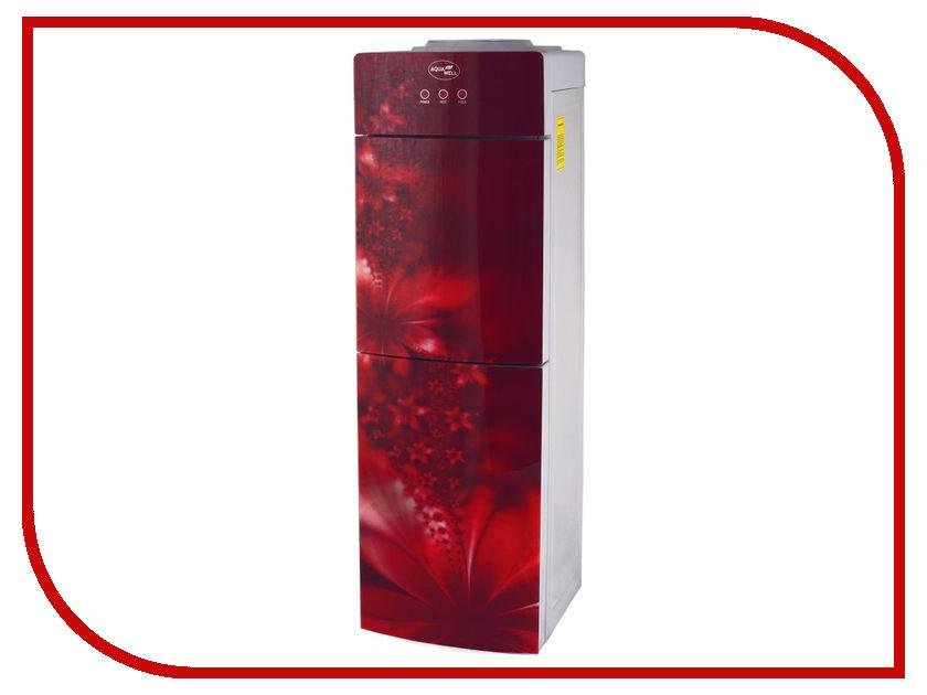 Кулер Aqua Well YLR-2-JXD-5 Red К2222