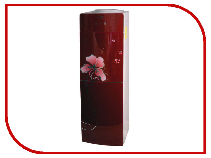 Кулер Aqua Well YLR-2-JXD-5 Red К2228