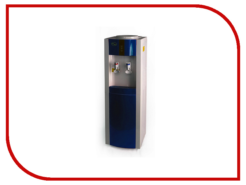 Кулер Aqua Well BH-YLR-16LD/E Blue-Silver К2231
