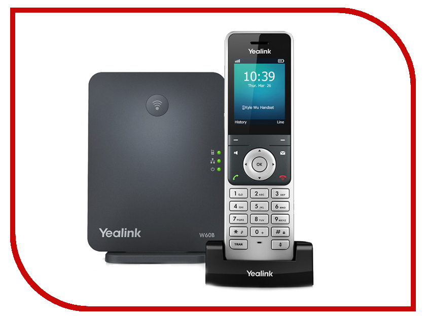 VoIP оборудование Yealink W60 2pcs new style earphone diy custom repair pin for westone w60 w50 w40 w30 w20 w10 cable