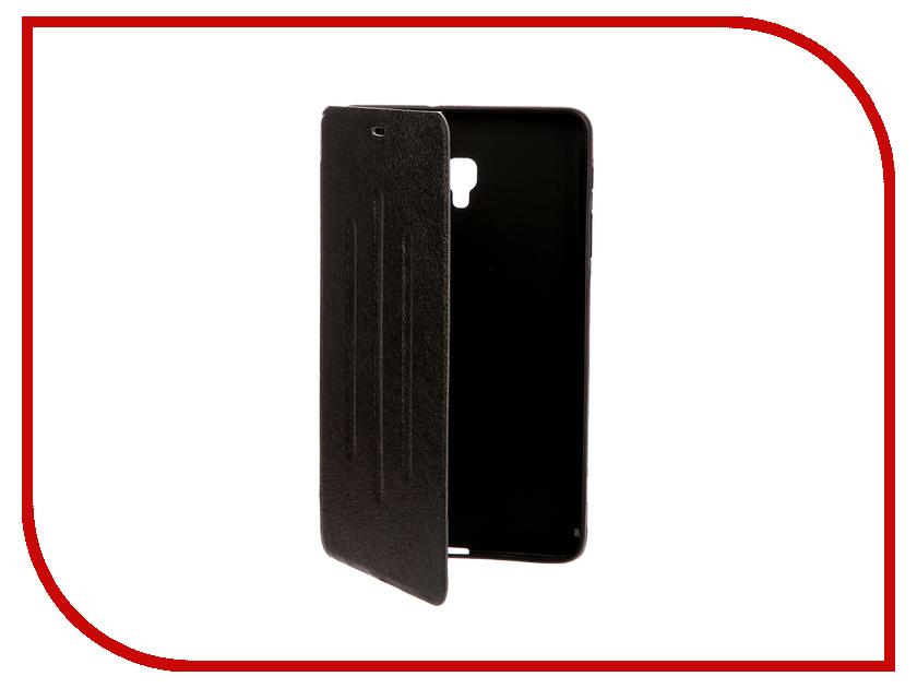 Аксессуар Чехол Samsung Galaxy Tab A 8.0 SM-T385 Zibelino Black ZT-SAM-T385-BLK аксессуар чехол samsung galaxy j1 mini 2016 sm j105h ds zibelino classico black zcl sam j1mini 2016 blk