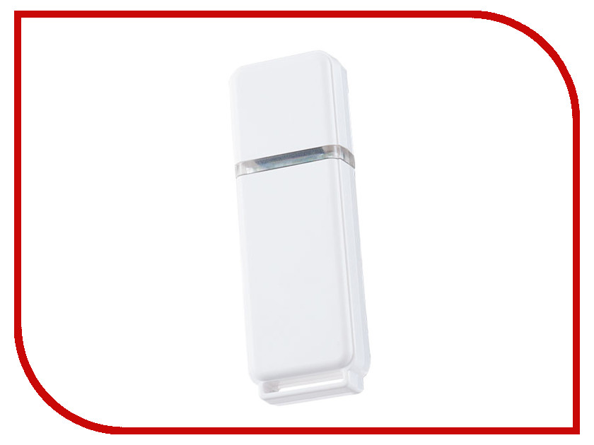 Zakazat.ru: USB Flash Drive 64Gb - Perfeo C01 White PF-C01W064