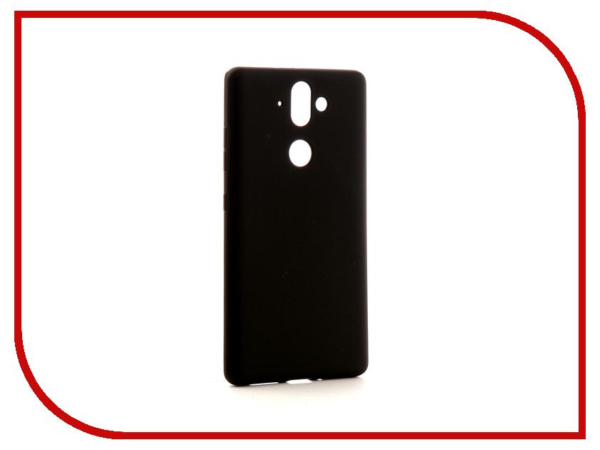 Здесь можно купить ZSM-NOK-9-BLK  Аксессуар Чехол Nokia 9 Zibelino Soft Matte Black ZSM-NOK-9-BLK