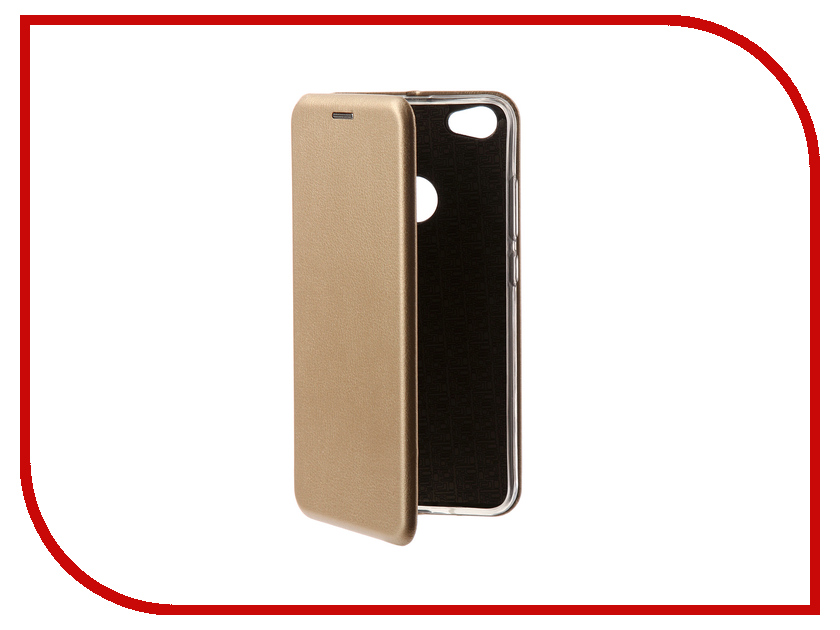 Аксессуар Чехол Xiaomi Redmi 5A 32Gb Zibelino Book Gold ZB-XIA-RDM-NOT5A32-GLD аксессуар чехол xiaomi redmi 4x zibelino classico black zcl xia rdm 4x blk