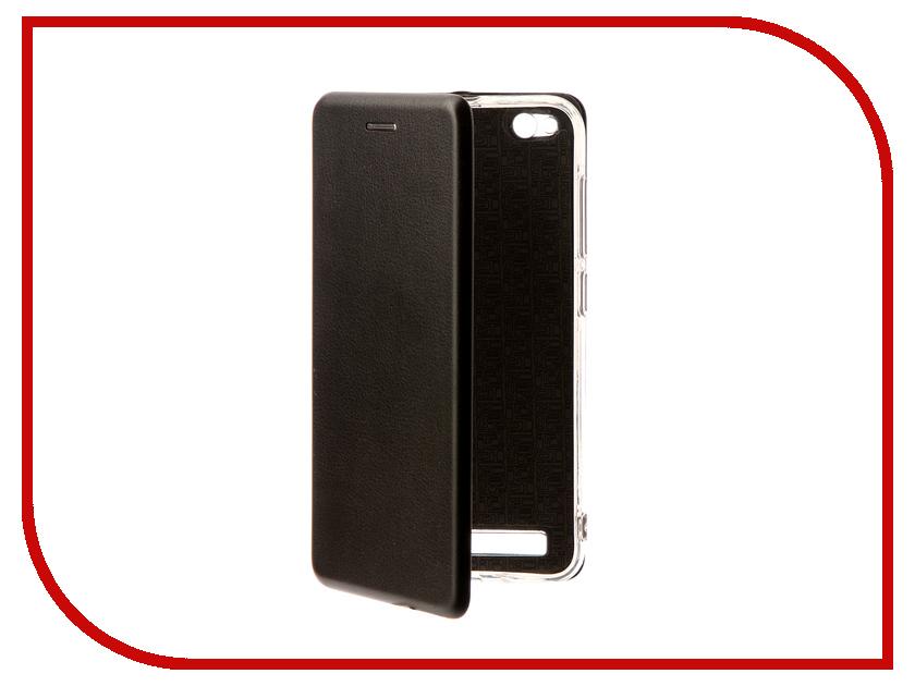 Аксессуар Чехол для Xiaomi Redmi 5A 16Gb Zibelino Book Black ZB-XIA-RDM-5A-BLK digital dc motor pwm speed control switch governor 12 24v 5a high efficiency