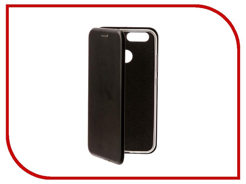 Аксессуар Чехол Huawei Nova 2 Zibelino Book Black ZB-HUW-NOVA2-BLK аксессуар чехол huawei nova 2 zibelino cover back elegant black zcbe hua nov2 blk