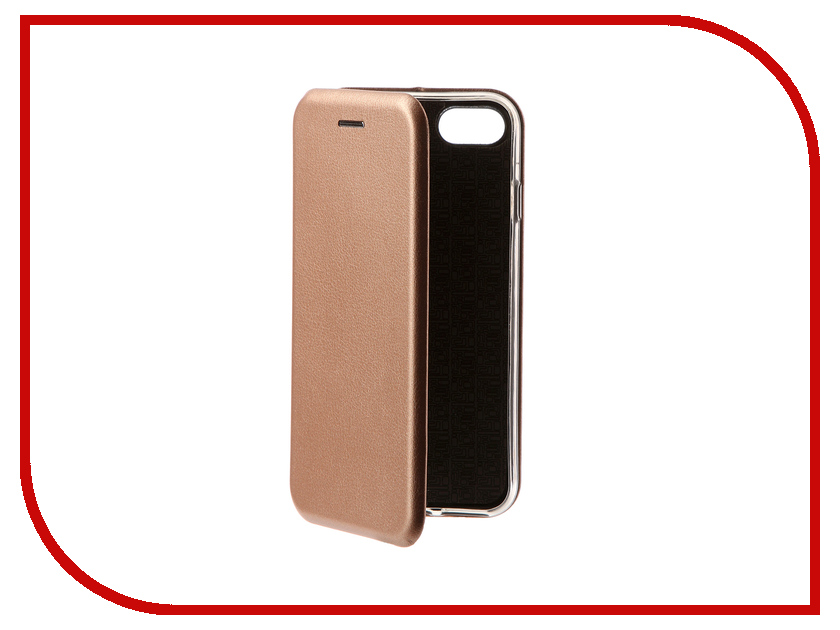 Аксессуар Чехол Zibelino Book для APPLE iPhone 8 (4.7-inch) Pink ZB-APL-8-PNK аксессуар чехол huawei nova zibelino classico black zcl hua nov blk