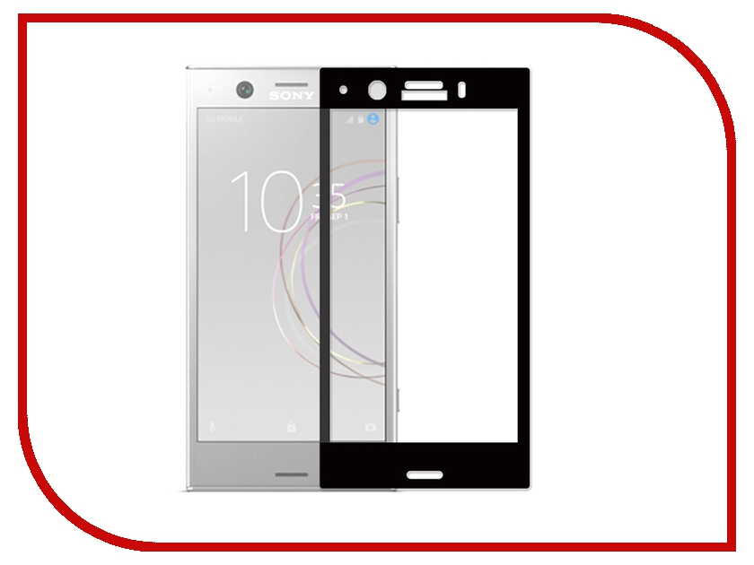 Аксессуар Защитное стекло для Sony Xperia XZ1 G8342 Zibelino TG Full Screen 0.33mm 2.5D Black ZTG-FS-SON-XZ1-BLK аксессуар защитное стекло для xiaomi redmi note 6 2018 zibelino tg full screen white ztg fs xmi not6 wht