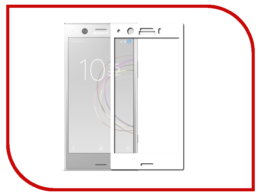 Аксессуар Защитное стекло Sony Xperia XZ1 G8342 Zibelino TG Full Screen 0.33mm 2.5D White ZTG-FS-SON-XZ1-WHT аксессуар защитное стекло huawei nova lite 2017 zibelino tg full screen 0 33mm 2 5d white ztg fs hua nov lit wht