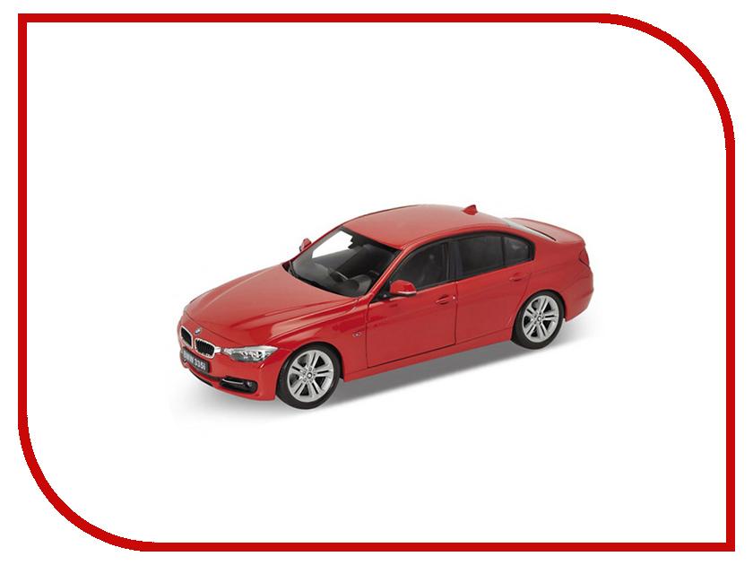 Игрушка Welly BMW 335 24039 welly 335
